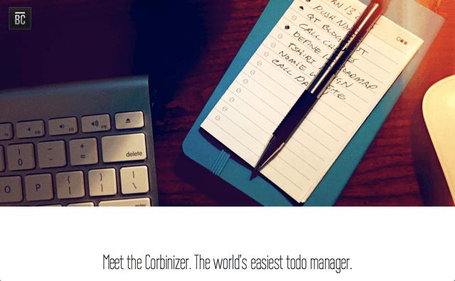 The Corbinizer 用一張 A4 紙輕鬆自製簡易待辦事項、備忘錄(含影片教學)