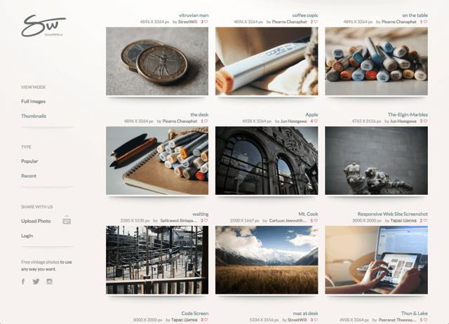 StreetWill 免費高畫質、高解析度照片圖庫,採 CC0 授權任你自由下載使用