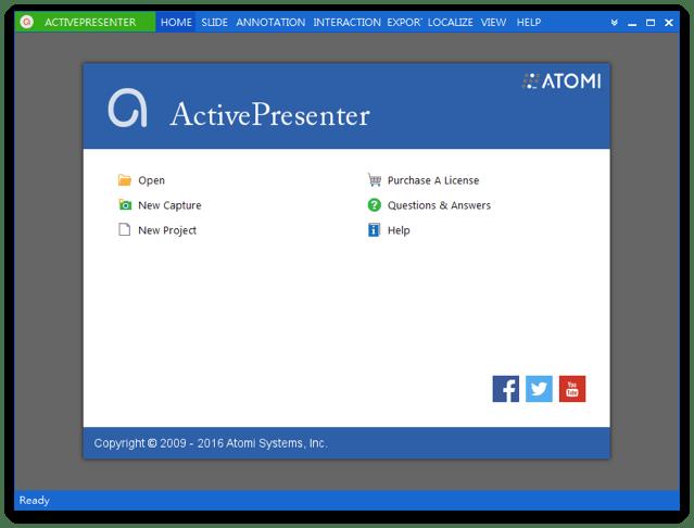 使用 ActivePresenter 自製數位影片教材教學,超強大免費螢幕錄影工具! via @freegroup