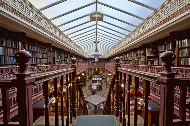 大英圖書館開放百萬張復古藝術圖片,提供免費下載再利用