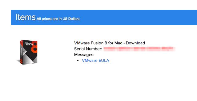 免費獲取一年份 VMware Workstation 12 和 VMware Fusion 8 for Mac(含註冊碼)