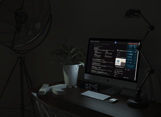 Dark Reader 讓網站使用深色夜間瀏覽模式,解決白色背景造成的眼睛疲勞