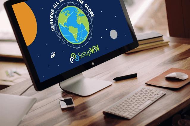SetupVPN 終身免費 VPN!提供超多國家連線支援三大瀏覽器無流量限制