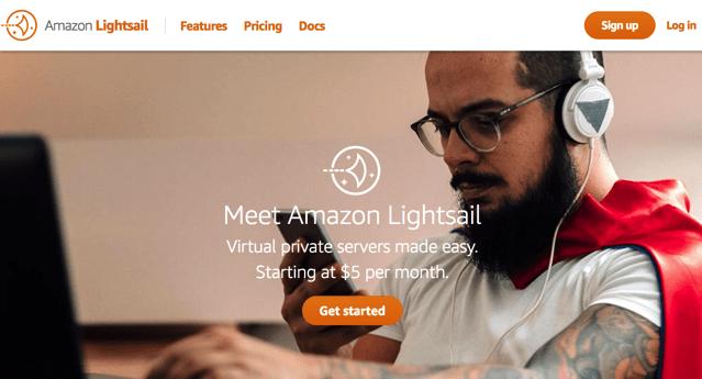 亞馬遜 VPS 服務 Amazon Lightsail 搭配 ServerPilot 快速架設 WordPress 教學
