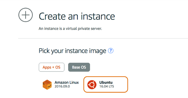 Howto Install WordPress on Amazon Lightsail