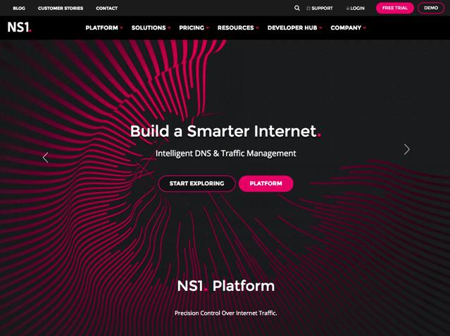 NS1 世界級 DNS 托管服務提供免費方案 Start Up 每月 50 萬解析數