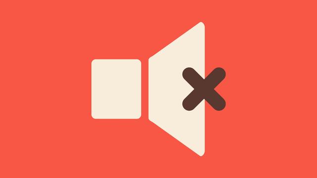 Silent Site Sound Blocker 避免瀏覽器突然跑出聲音,自動靜音提示使用者 via @freegroup
