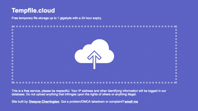 Tempfile.cloud