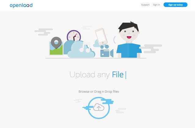 Openload 超簡單無下載限制免空推薦!支援影片線上串流播放還能賺錢
