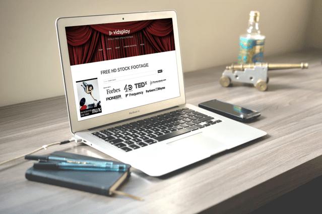 VidsPlay 高畫質免費影片素材圖庫,720p、1080p 影音下載 CC0 授權