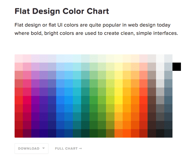 HTML Color Codes