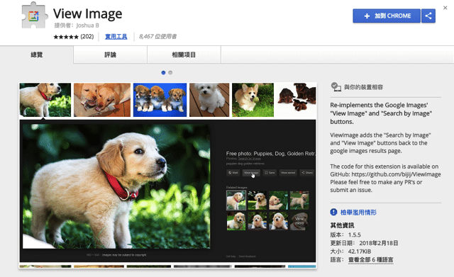 Google Search View Image