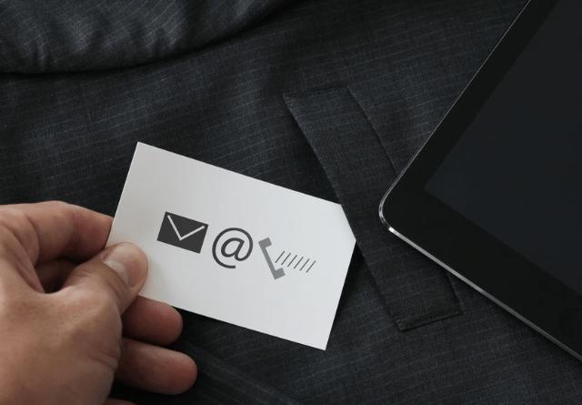 ContactUp 免費建立個人網路名片,介面簡單可自訂網域名稱