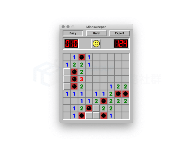 Minesweeper Classic Game