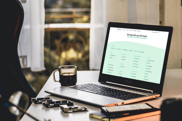 Sejda 幫你完成各項 PDF 任務,整合常用編輯功能免安裝軟體