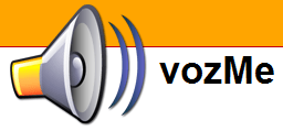 vozMe Logo