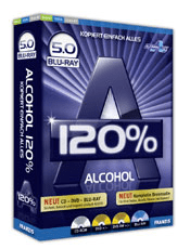 Alcohol 120% Blu-ray Version