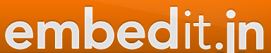 embedit.in Logo