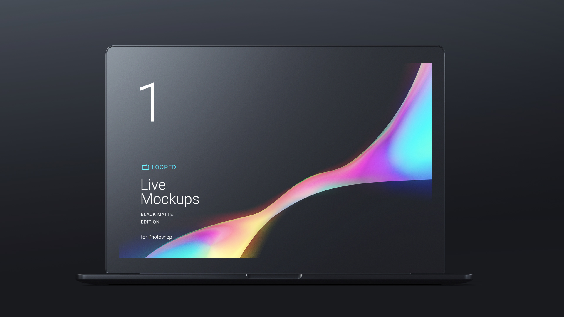 8 Black Matte Apple Devices Mockups Freebies For Designers And