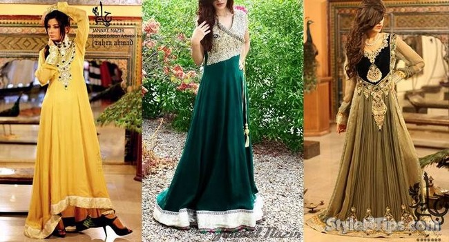 Fancy Dresses Collection 2015 For Girl