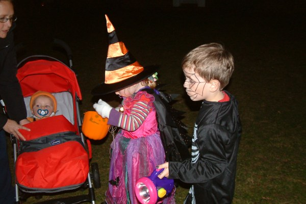 halloween – a scary eve for those with severe food allergies!