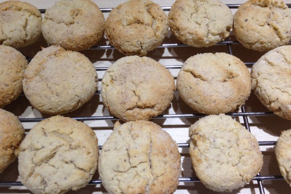chestnut cookies