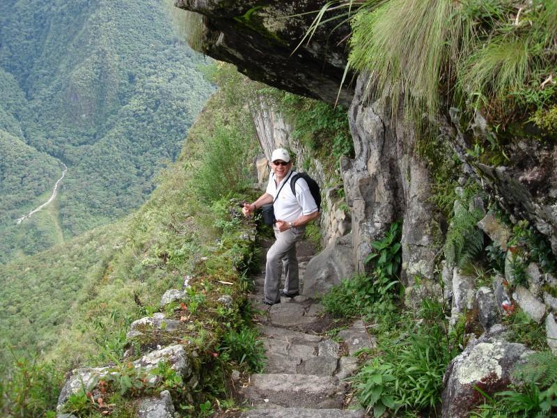 Huayna Picchu Trail 3
