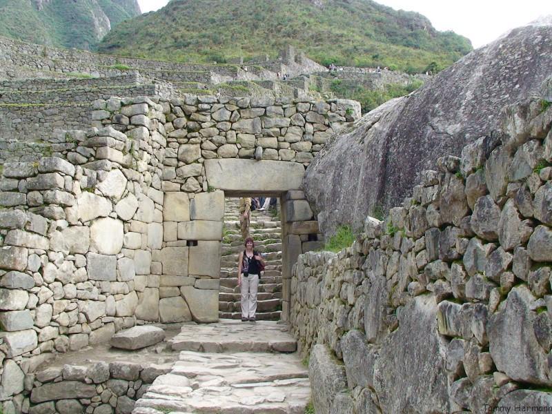 Machu Picchu Stonework (2)