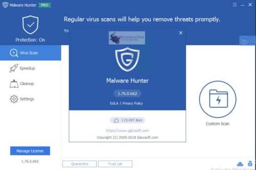 Glary Malware Hunter Pro Crack
