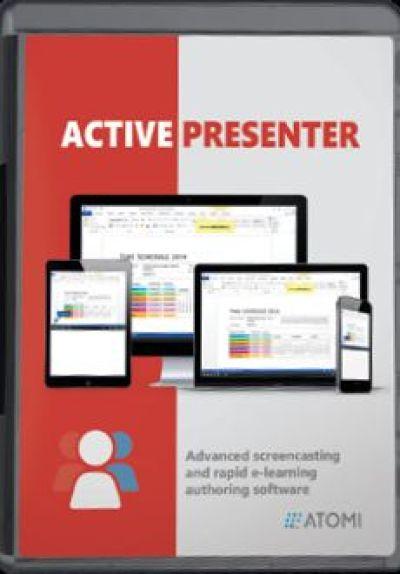 ActivePresenter Professional Crack