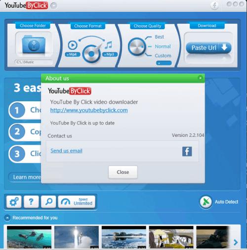 YouTube By Click Premium Crack