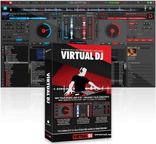Virtual DJ 2021 Build 6503 Crack