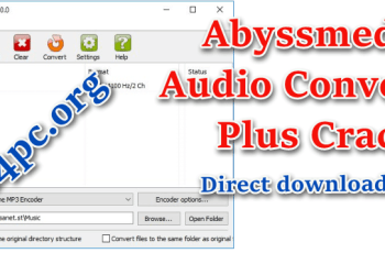 Abyssmedia Audio Converter Plus Crack