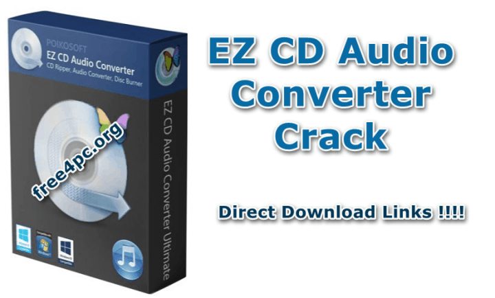 EZ CD Audio Converter-free4pc.org