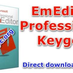 EmEditor Professional Keygen