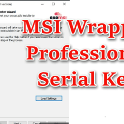 MSI Wrapper Professional Serial Key