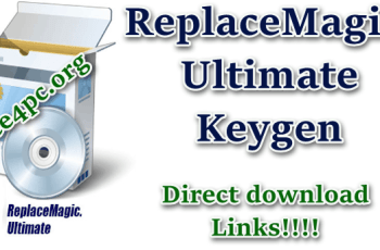 ReplaceMagic.Ultimate Keygen