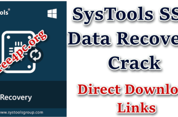 SysTools SSD Data Recovery Crack
