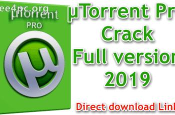 µTorrent Pro Crack