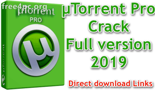 µTorrent Pro Crack