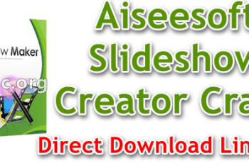 Aiseesoft Slideshow Creator Crack