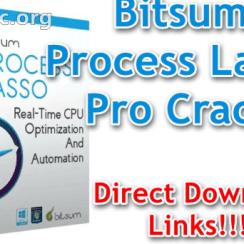 Bitsum Process Lasso Pro Crack