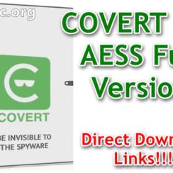 COVERT Pro AESS Full Version