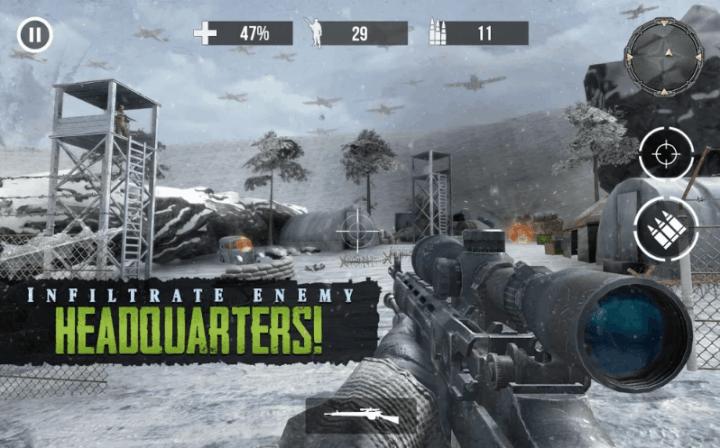 Call of Sniper WW2 Final Battleground v3.0.7 MOD APK