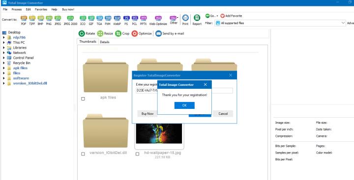 CoolUtils Total Image Converter 8.2.0.205 Serial Key