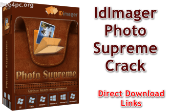 IdImager Photo Supreme Crack