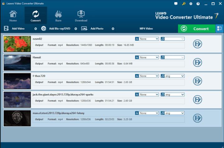 Leawo Video Converter Ultimate 8.2.0.0 Crack