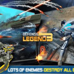 Defense Legend 3 Future War Ver. 2.4.2 MOD APK