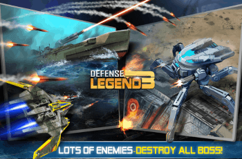 Defense Legend 3 Future War Ver. 2.4.2 MOD APK