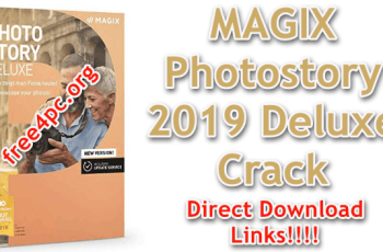 MAGIX Photostory 2019 Deluxe Crack